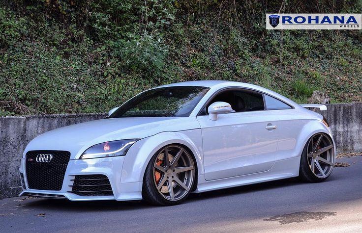 "596 Likes, 17 Comments - Rohana Wheels (@rohanawheels) on Instagram: ""Audi TT on Matte Graphite RC7's #rohanawheels #rohana #teamrohana #rohanarotaryformed #RCseries…"""