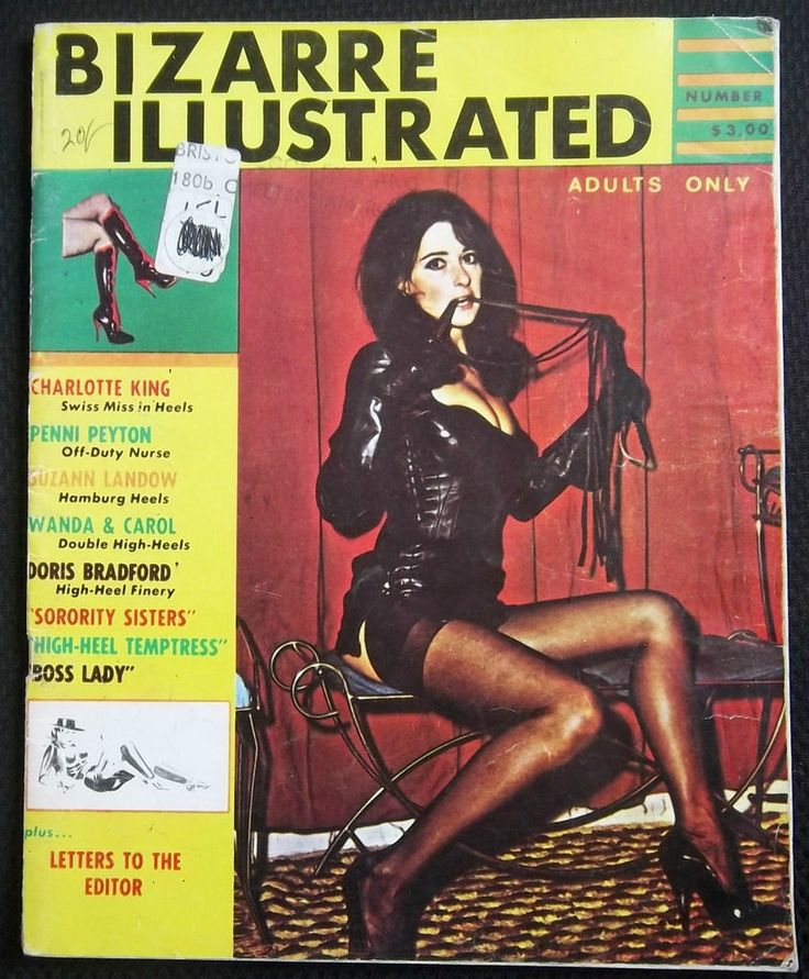 Fetish Magazines 92