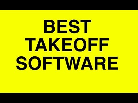 PlanSwift Takeoff Software and Estimating Software Download for Construction Estimating - YouTube