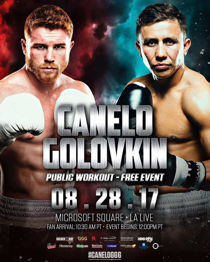 Stay tuned for live coverage from today's @canelo vs. @gggboxing public workouts. Download our app for more content and exclusives.  #Boxing #Boxeo #RoundByRoundBoxing #RBRBoxing #Canelo #CaneloGGG #CaneloGolovkin #BoxingNews #CaneloAlvarez #GennadyGolovkin #GoldenBoyPromotions #TMobileArena #September16 #BoxingHype #BoxingFanatik
