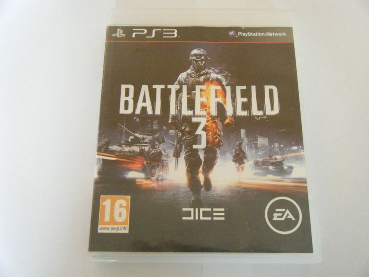 Battlefield 3 Sony Playstation 3 Sans Notice Occasion 5030931102905 | eBay