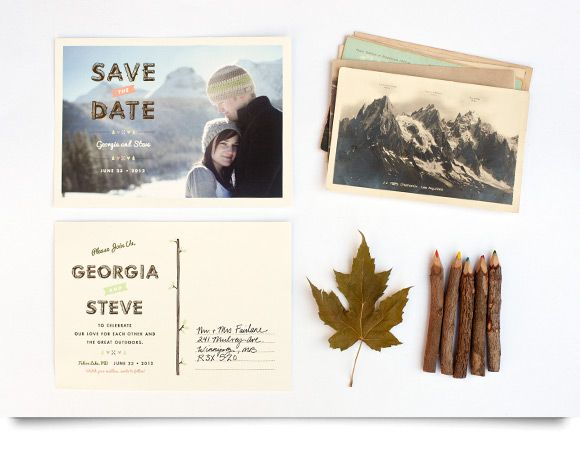 17 Best Rustic Wedding Save The Date Ideas – Wedding Save the Date Websites