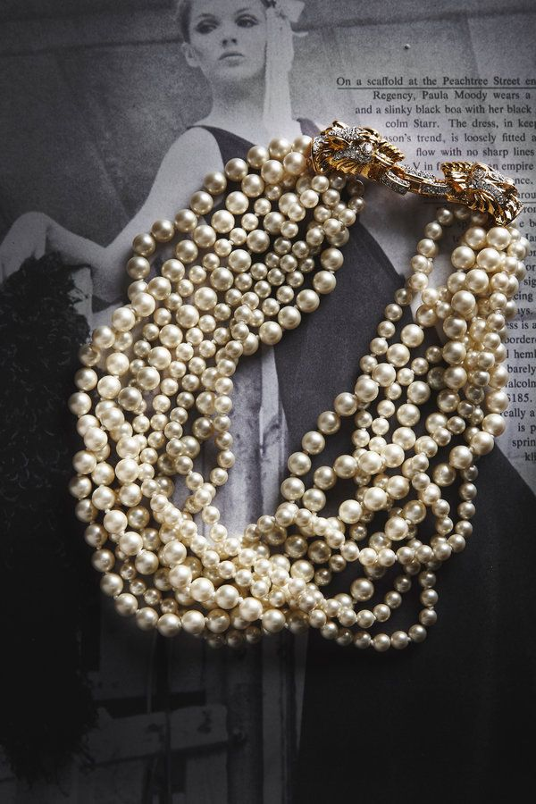 50 Elements of Southern Style: 5. Pearls