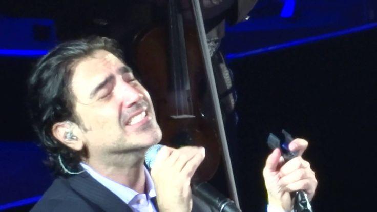 Alejandro Fernández - Abrázame - Luna Park - Buenos Aires - Argentina - ...