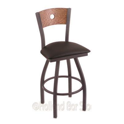 Holland Bar Stool Voltaire 36  Swivel Bar Stool Base Finish Pewter Back Finish  sc 1 st  Pinterest & Best 25+ Swivel bar stools ideas on Pinterest   Leather swivel bar ... islam-shia.org