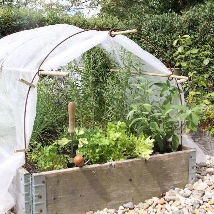 Växtstöd : Tunnel