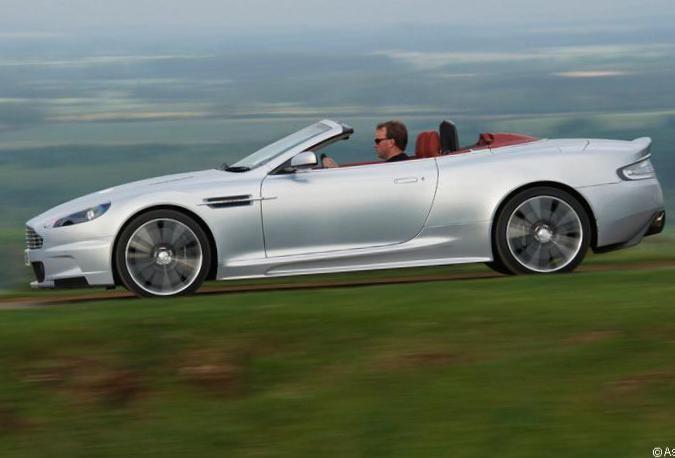 Aston Martin DBS Volante price - http://autotras.com