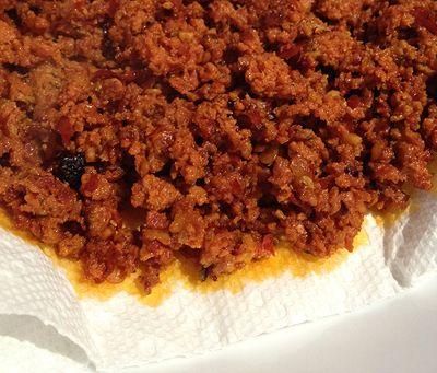 Chorizo Casero | Homemade Chorizo  theothersideofthetortilla.com