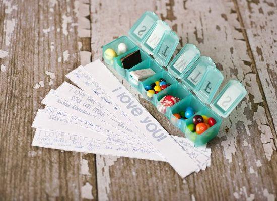 витаминки счастья с конфетками