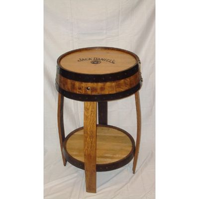 JD Barrel Bistro Table For The Bar