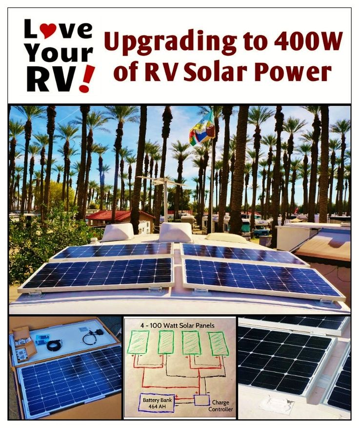1000 Images About Rv Solar Power On Pinterest Solar