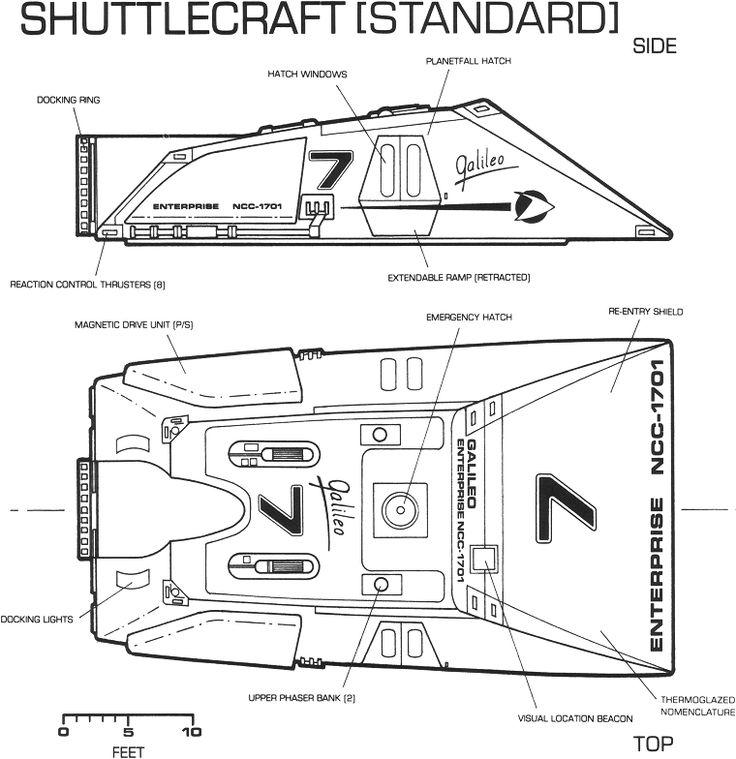 78 best Star Trek home images on Pinterest Star trek ships, Star - new blueprint architecture enterprise