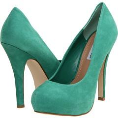steve madden pumps~ Wedding shoes? Tiffany blue .....