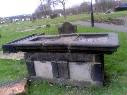 NICKI HOWELLS writes about Molly Leigh, an alleged 18th Century witch in Staffordshire, whose grave is the only one in the churchyard that is the opposite way round to all the others  Margaret, or Molly Leigh, was said to have been born in 1685, although there are some reports it was 1723. She lived in a cottage in Jack field, which at the time was in the middle of the forest, close to the town of Burslem , in what is now North Sta