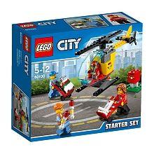 LEGO City - Aeropuerto: Set de Introducción - 60100