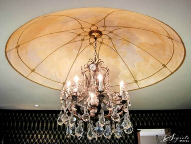 Segreto   Fine Paint Finishes And Plasters   Plaster   Houston TX   Ceilings