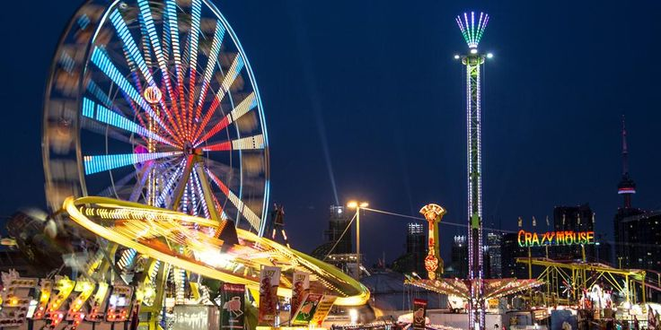 #CNE2015 is back! We're your way to the midway – getaway to the fun with us this weekend! See http://gotransit.com/getaway.