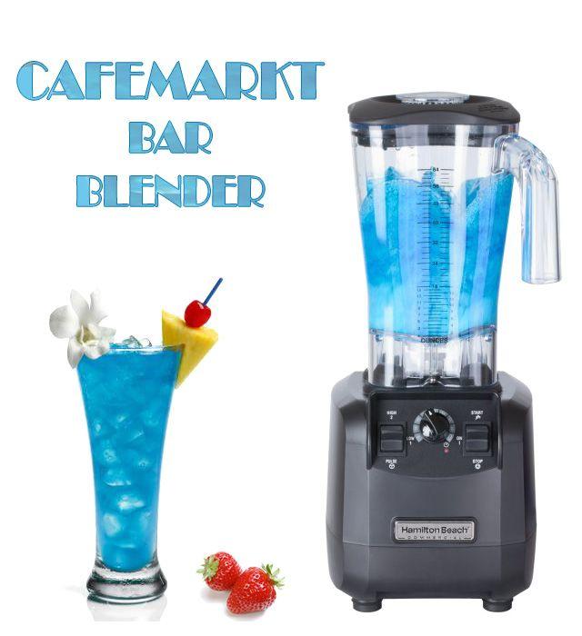 Cafemarkt Bar Blenderlar ile zaman kazanın. http://www.cafemarkt.com/blender-pmk4