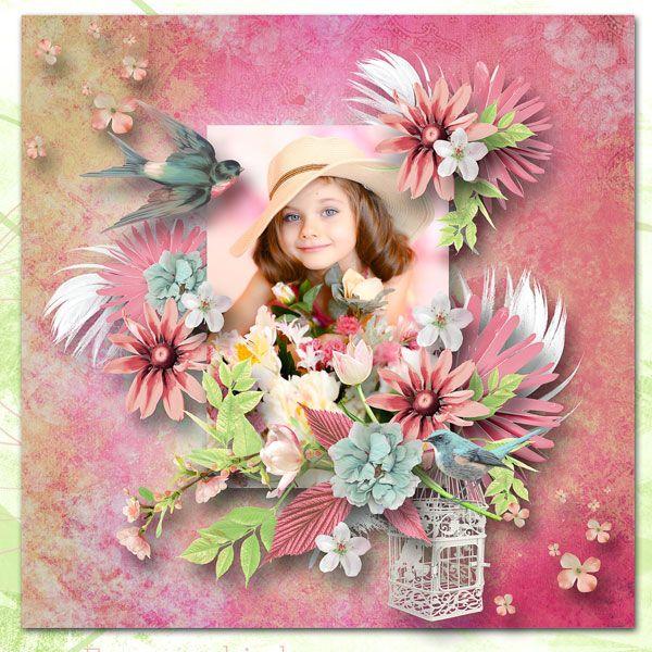 """""""Little birds"""" by Pat's Scrap  1.60 € le mini-kit pendant quelques jours, - 30 % sur la collection. http://digital-crea.fr/shop/index.php?main_page=index&cPath=155_489&zenid=f3f5dd363c40c1f8a6b0aaa5fc4f393a et bientôt chez : http://www.digiscrapbooking.ch/shop/index.php?main_page=index&manufacturers_id=152 https://www.mymemories.com/store/designers/Pat's_Scrap http://scrapfromfrance.fr/shop/index.php?main_page=index&manufacturers_id=77  RAK for Olga Vorobjeva"""