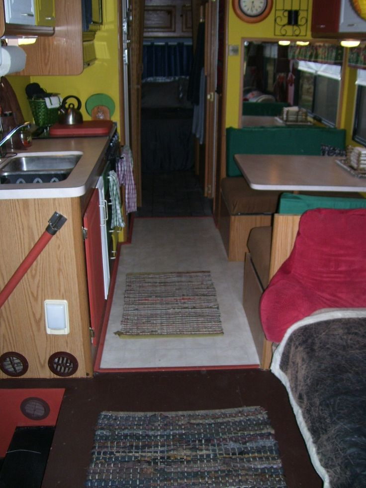 42 Best Images About Camper Interior On Pinterest Vintage Kitchen Shabby Chic Campers And Campers