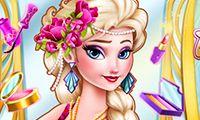 Estilo aventurero de princesa polinesia - Juega a juegos en línea gratis en Juegos.com