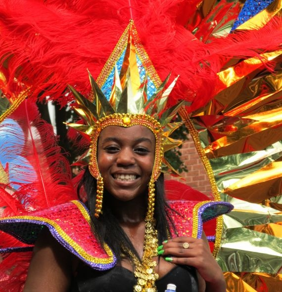Nottingham Carnival. Nottingham's Caribbean Carnival organised by Nottingham Carnival Trust with Tuntum Housing Association, brings communities together in a major August parade and festivities at the Recreation Ground.