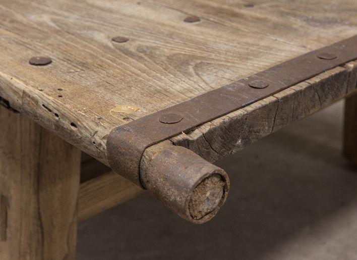 Salontafel oude deur     Woonland