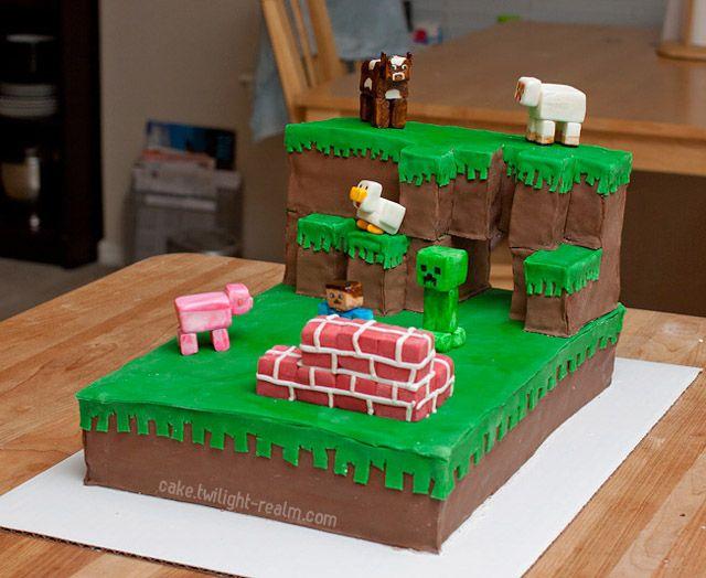 17 Best Images About Minecraft Birthday On Pinterest