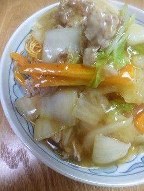 長崎皿うどん(オイスターソース味) by はーとねこ 【クックパッド】 簡単おいしいみんなのレシピが277万品
