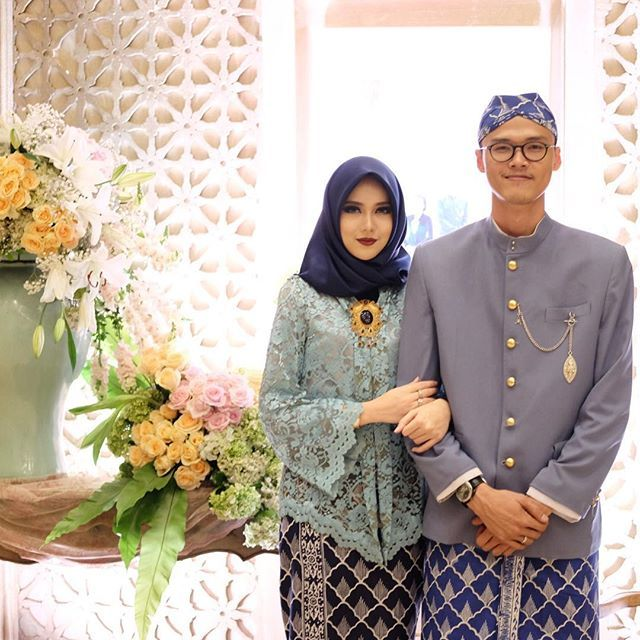 happy wedding day kak @taniasabrawi & @adbulaziz ❤️