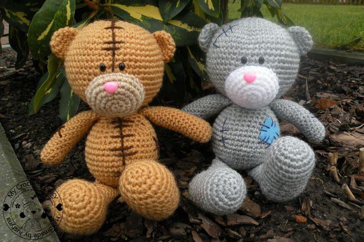 Huggy the Teddy Beara