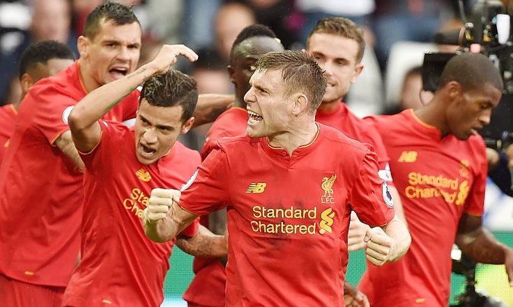 James Milner: Swansea win shows our team spirit