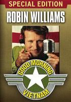Good morning, Vietnam.