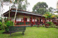 typical antioquia house