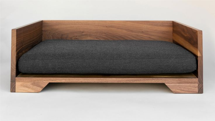 Handcrafted beds from Bricker & Bark marry modern beauty with sturdy craftsmanship.
