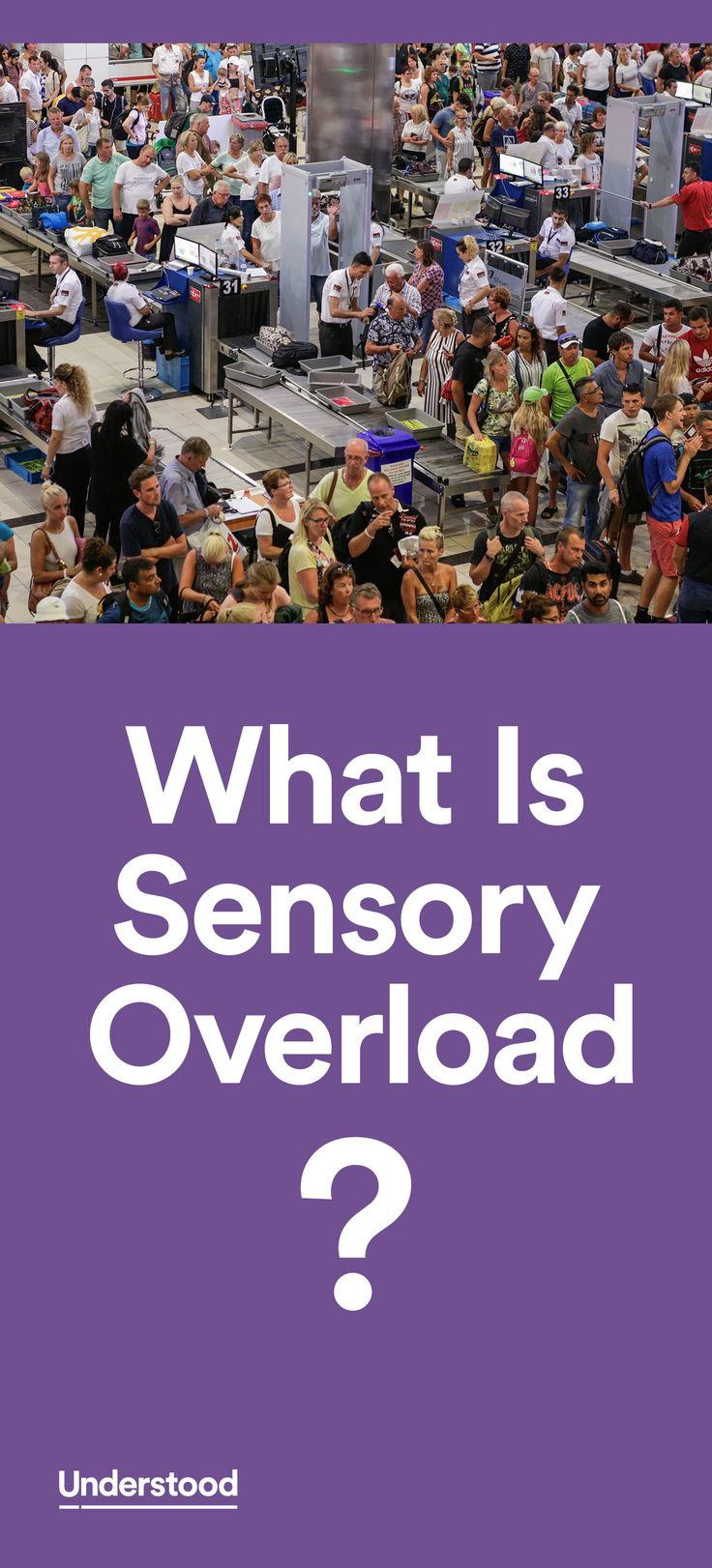 Sensory overload can get in the way of everyday life for kids with ADHD or sensory processing issues.