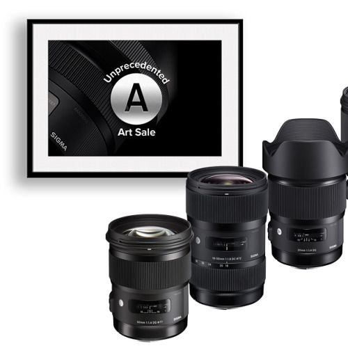 For a very limited time 13 Sigma Art lenses are offered with Instant Savings. Now through November 30th enjoy up to $100 off these incredible Primes and Zooms plus the MC-11 Adapter! Offer valid through Sigma USA authorized retailers only. . Full details and where to buy check out the Bio link above!! #blackfriday #sigmaphoto #cybermonday #sale #sigmaart via Sigma on Instagram - #photographer #photography #photo #instapic #instagram #photofreak #photolover #nikon #canon #leica #hasselblad…