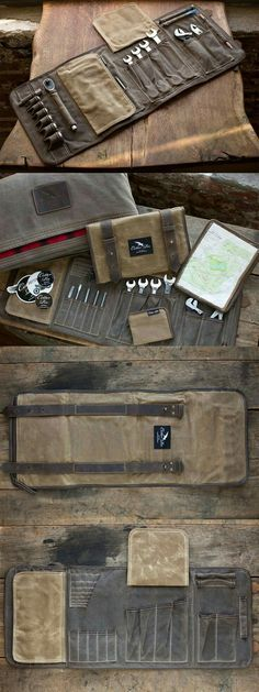 Tool Roll for the Truck