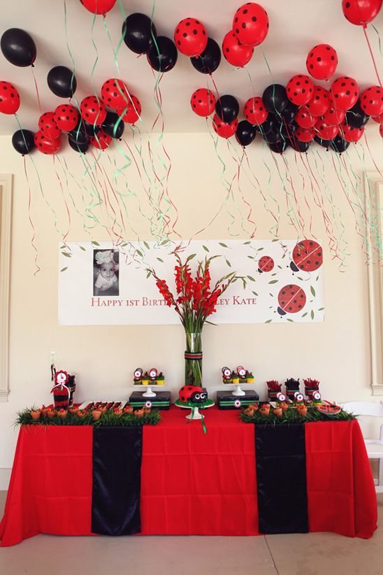 32 best Red Black Graduation Party images on Pinterest Grad