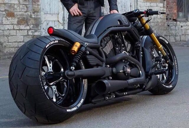 Harley Vrod custom