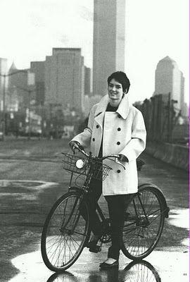 Bicivilizados. Ciclismo urbano. Alegría entre tus piernas. » Famosos y la bicicleta III