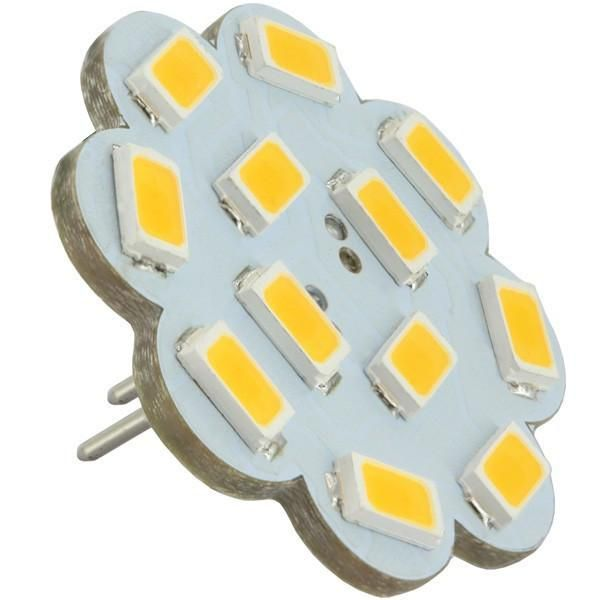 Jc G4 12v 24v Led 4w 5730 Light Bulb Desk Lamp Table Pendant Replacement Solar Light Bulb Light Bulb Table Pendant