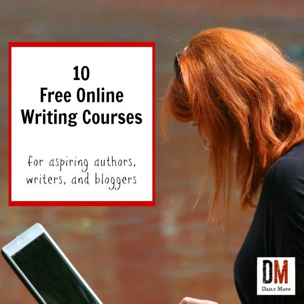 Do you want to improve your writing skills but don't have a large budget? These 10 free online writing courses can help you learn to write better today!