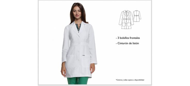 Bata Grey's Anatomy 4419 - VentasMedicas.com.mx