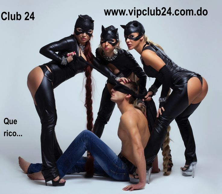 """In Club 24 you can be """"naughty and nice"""".  www.vipclub24.com.do Bad kitty! PUrrrrrr.....  Ay mami!"""