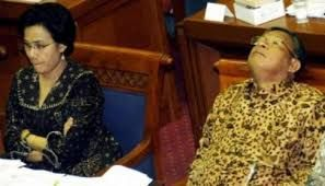 Jika Sri Mulyani si 'Neolib Kawakan' Tidak Diganti, Berarti Jokowi yang ' Payah dan Tolalit', kata analis