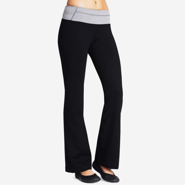 Womens Yoga Pants In Carbon 6