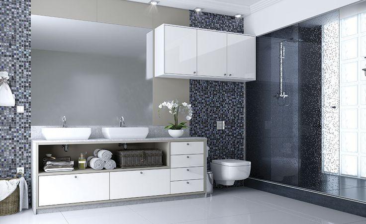 Best 20+ Banheiros Planejados ideas on Pinterest  Decoração banheiros lindos -> Nicho Para Banheiro Campinas