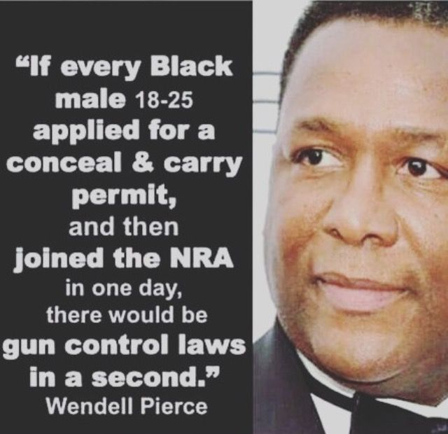 """""""That's a fact ."""" I repinned this from """"I am Legend"""" page on Pinterest.  This is so on point.  As a woman, I am going to join NRA to get my agenda and controls across.  Thanks so much for your pin."""