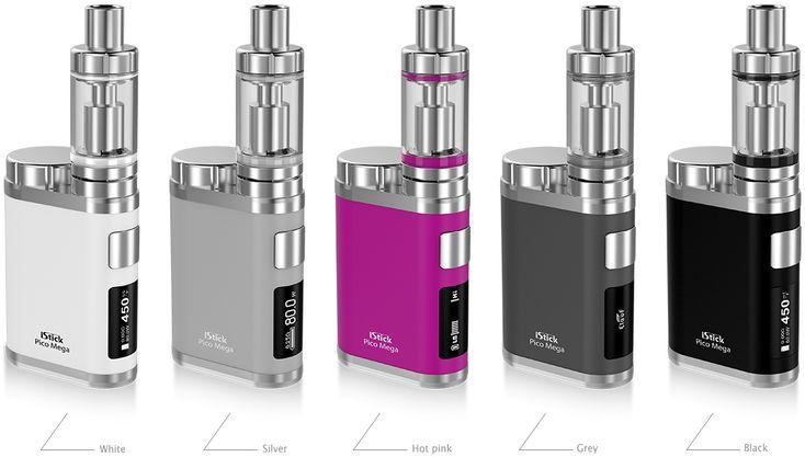 Eleaf iStick Pico Mega - Full Kit inc Melo 3 & FREE Samsung 25R – Vape Shop Brighton